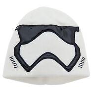 Disney Store Star Wars Stormtrooper Force Awakens Knit Beanie Hat Kids Xs/s M/l