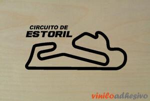 PEGATINA STICKER VINILO Jerez circuito autocollant aufkleber adesivi