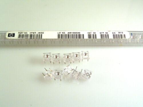 Hewlett Packard HPWR-M300 Super Flux DEL ROUGE 10 pieces OM0017B