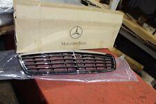 Original Mercedes w203 clase C parrilla calandra frontgril 2038800183 nuevo a nos