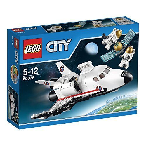 LEGO City Space Shuttle 60078 NEW from Japan