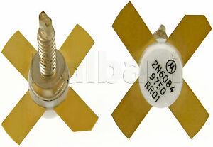 2N6084-Original-New-Motorola-RF-amp-Microwave-Transistor