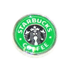 starbucks floating locket charm origami owl Style Charm Coffee Fits all lockets
