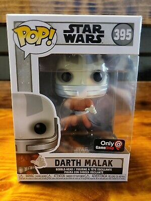 Funko Pop Star Wars 395 Darth Malak Gamestop