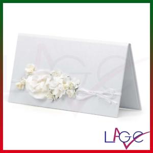 Dettagli Su Biglietto Auguri Per Sposi Busta Porta Soldi Con Fiori Idea Regalo Matrimonio