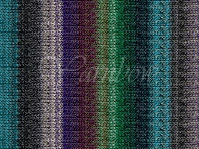 NORO ::Shiro #10:: wool cashmere silk yarn 30% OFF! Jade-Purple-Greys-Blue