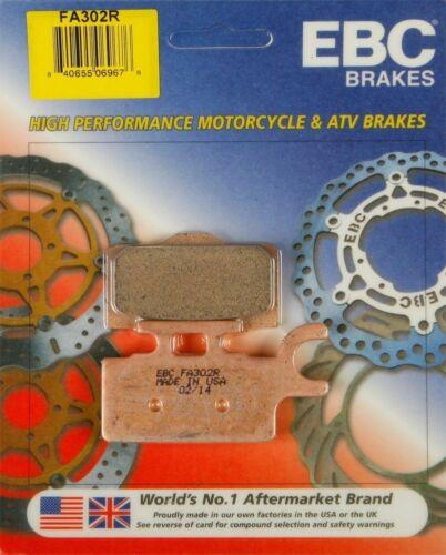 Front Brake Pad Series Sintered Brake Pads Kawasaki KX65 00-17 Suzuki RM65 03-05