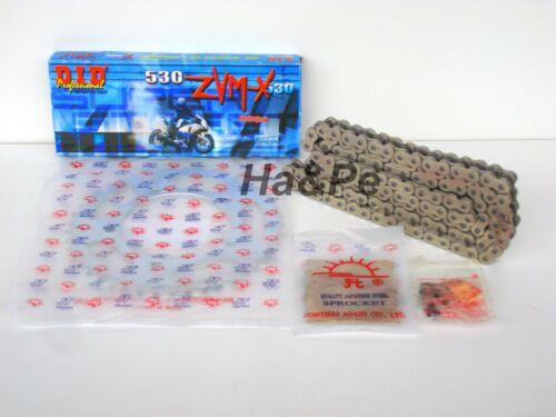 * Suzuki GSX-R 1000 K7 DID Kettensatz ZVM-X 530 S/&S  2007