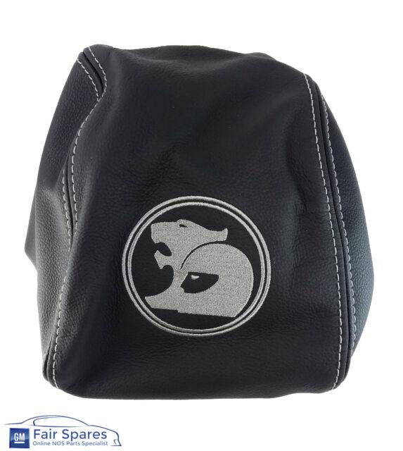 NOS HSV VE E2 E3 GTS & Senator LH or RH Front Head Rest Cover Onyx Black Leather