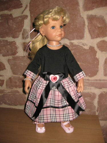 46 vestiti bambole bambola PIANTANA Vestito senza Bambola 50 cm bambola,