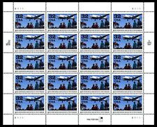 US.# 3211A  BERLIN AIRLIFT 50TH ANNIVERSARY  PANE 20 MOGNH - VF $13.00 (ESP#186)