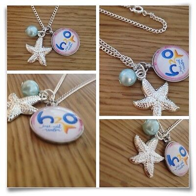 H20 Just Add Water Mermaids pendant necklace H2O Nv