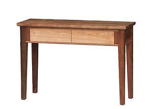 Denvor Tasmanian Blackwood Hall Table, Modern Design, Custom made