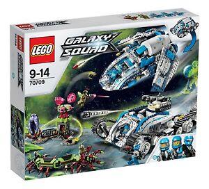 Pas de compte Paypal Lego Galaxy Squad Galactic Titan 70709 Neuf scellé
