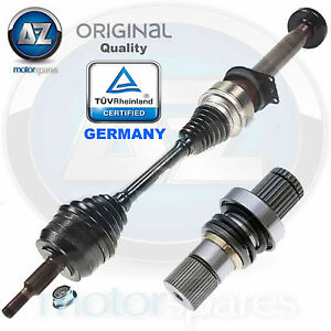 For-VW-Transporter-2-5-TDI-T5-Front-Right-Drive-shaft-stub-axle-6-speed-Manual