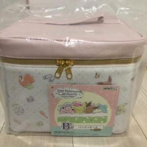 Banpresto ichibankuji Pokemon Collection Holiday Night B Prize vanity case 20cm