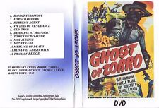 ghost of zorro.complete Cliffhanger / serial