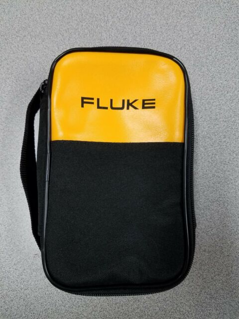 FLUKE SOFT CARRYING CASE NEW ,8.5