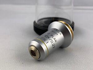 Capable Leica Objectif 10x M25-afficher Le Titre D'origine