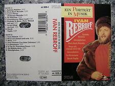 Musikkassette Ivan Rebroff / Ein Portrait in Musik - Album