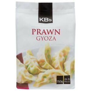 KB Frozen Prawn Gyoza 750g