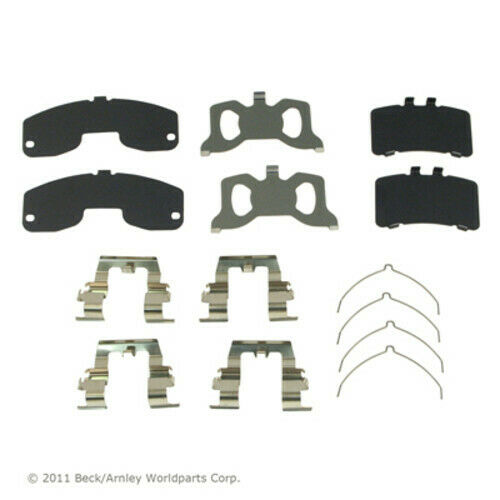 Disc Brake Hardware Kit Front Beck//Arnley 084-1329