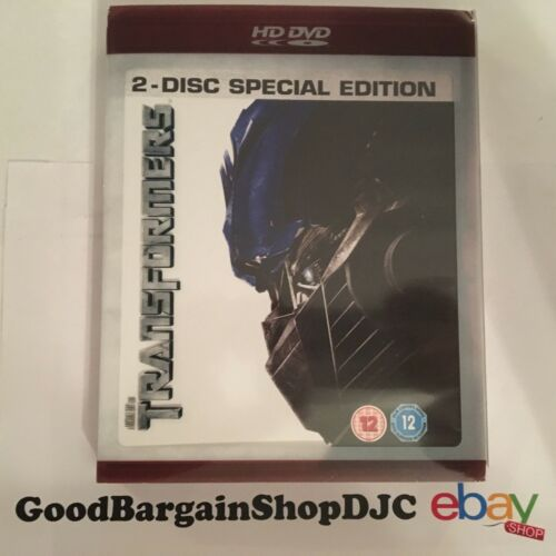 1 of 1 - Transformers (HD DVD, 2007, 2-Disc Set)