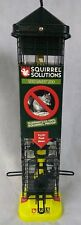 Squirrel Solutions 200 Squirrel Proof Wild Bird Feeder 6 Port