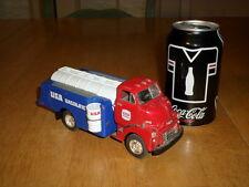 1952 GMC - USA GASOLINE FUEL TRUCK , FIRST GEAR- Die Cast Metal Toy, Scale: 1/34
