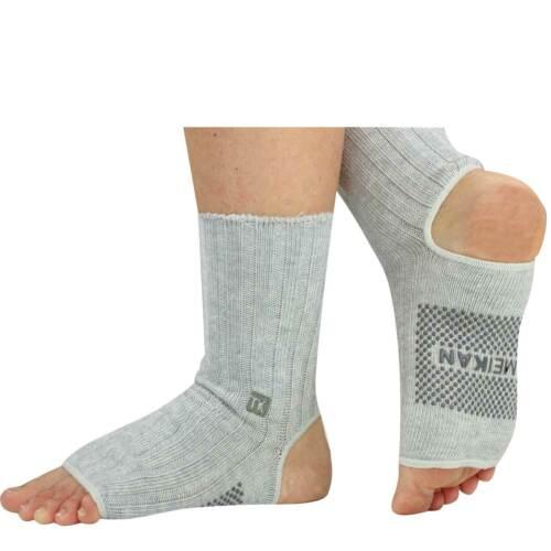 ISENZO Zehensocken Fingerlose Socken Füsslinge Rehasocken rutschfest Yoga Sport