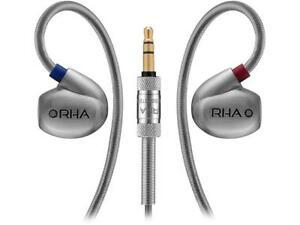 RHA T10 High Fidelity Noise Isolating In-Ear Headphones, 202012