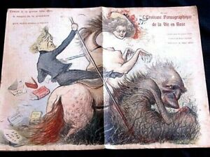 Revue-La-Vie-en-Rose-N-40-L-Erotisme-Pornographique-1902-Ferny-Lagarde-Morin
