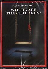 Where Are The Children? (DVD) based on Mary Higgins Clark novel - Jill Clayburgh
