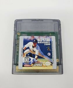 All-Star Baseball 2000 (Nintendo Game Boy Color)  GBC Authentic Tested