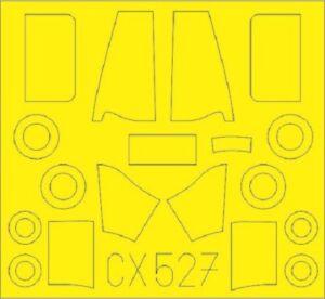 Neu Eduard Accessories CX527-1:72 Do 27 for Special Hobby