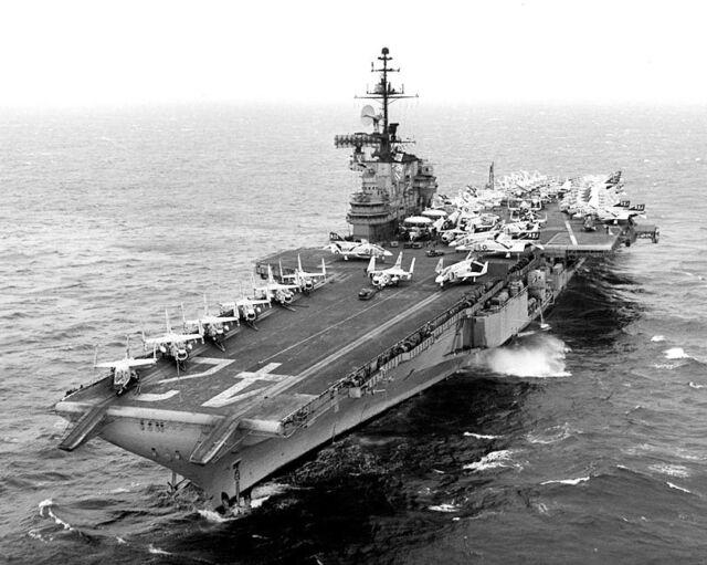 US NAVY USS FRANKLIN D ROOSEVELT CVA-42  Military  Veteran  Hat Pin 15875 HO