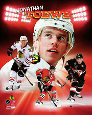 Jonathan Toews PORTRAIT PLUS Chicago Blackhawks NHL Action Premium Poster Print