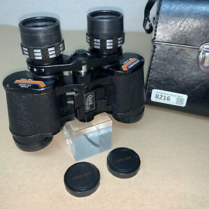 Vintage-Ultraview-De-Luxe-7x-15x35-Field-5-5-at-7x-Binoculars-Quick-Focus-B216