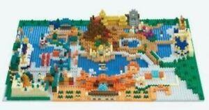 Tokyo Disney Sea Diorama Style Nano Block [Tokyo Disney Resort Limited Item]