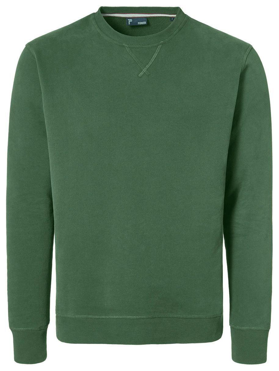 Pioneer Sweat Shirt Langarm Sweatshirt dark forest grün - 4306 2191 636   Modernes Design