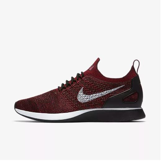 New Nike Men's Air Zoom Zoom Zoom Mariah Flyknit Racer shoes (918264-600)  Deep Burgundy 3c4610