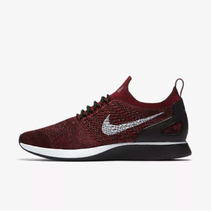 New Nike Men's Air Zoom Mariah Flyknit Racer Shoes (918264-600)  Deep Burgundy