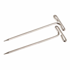KnitPro T-pins Pack of 50 Silver 150