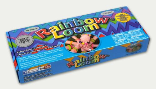 The Original Rubber Band Loom Rainbow Loom