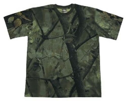 US Hunter green Outdoor shirt Jagd camouflage halbarm T-Shirt shirt XXL XXLarge
