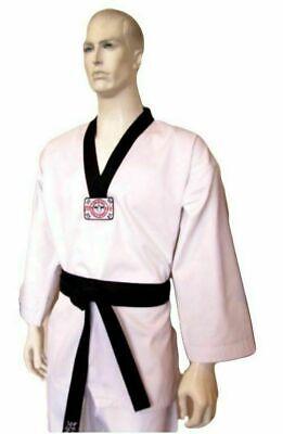 Belt 8oz Dragon Deluxe Taekwondo Uniform