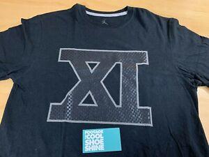 de Xi Jam fibra de Jumpman Air M Camiseta Jordan de corta con manga logo carbono Nike Space Sw7YZ0q