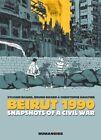 Beirut 1990: Snapshots of a Civil War by Sylvain Ricard, Bruno Ricard (Hardback, 2013)
