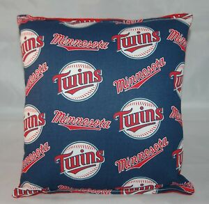 Twins-Pillow-Minnesota-Twins-Pillow-MLB-Handmade-in-USA-Pillow