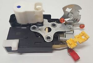 New Gm Oem Front Right Door Lock Actuator Fits 1999 2007 Silverado Sierra Ebay